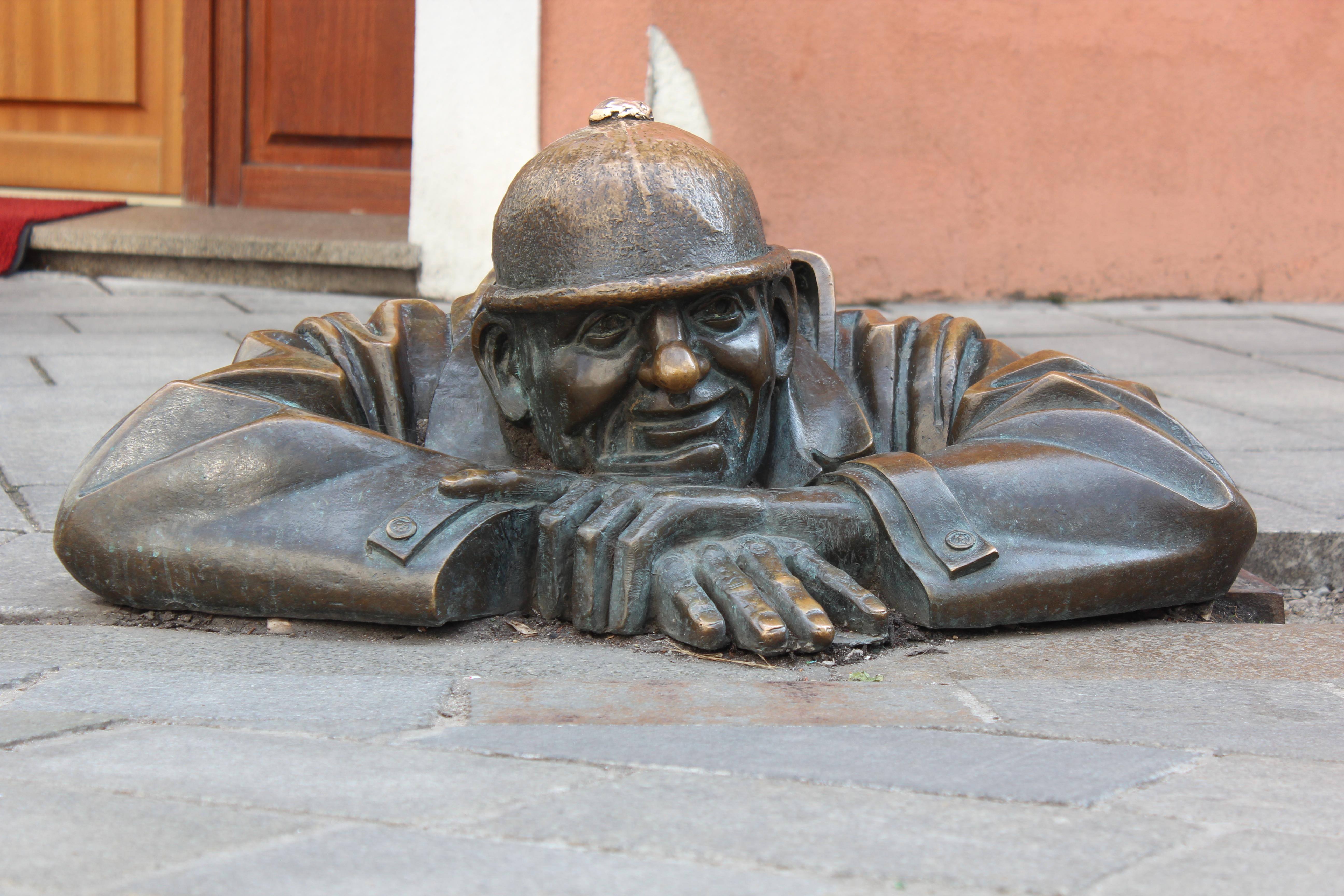 Bratislava Journey Around The Globe