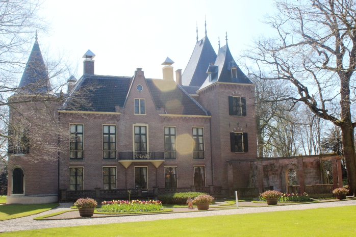 Exterior of Keukenhof Castle