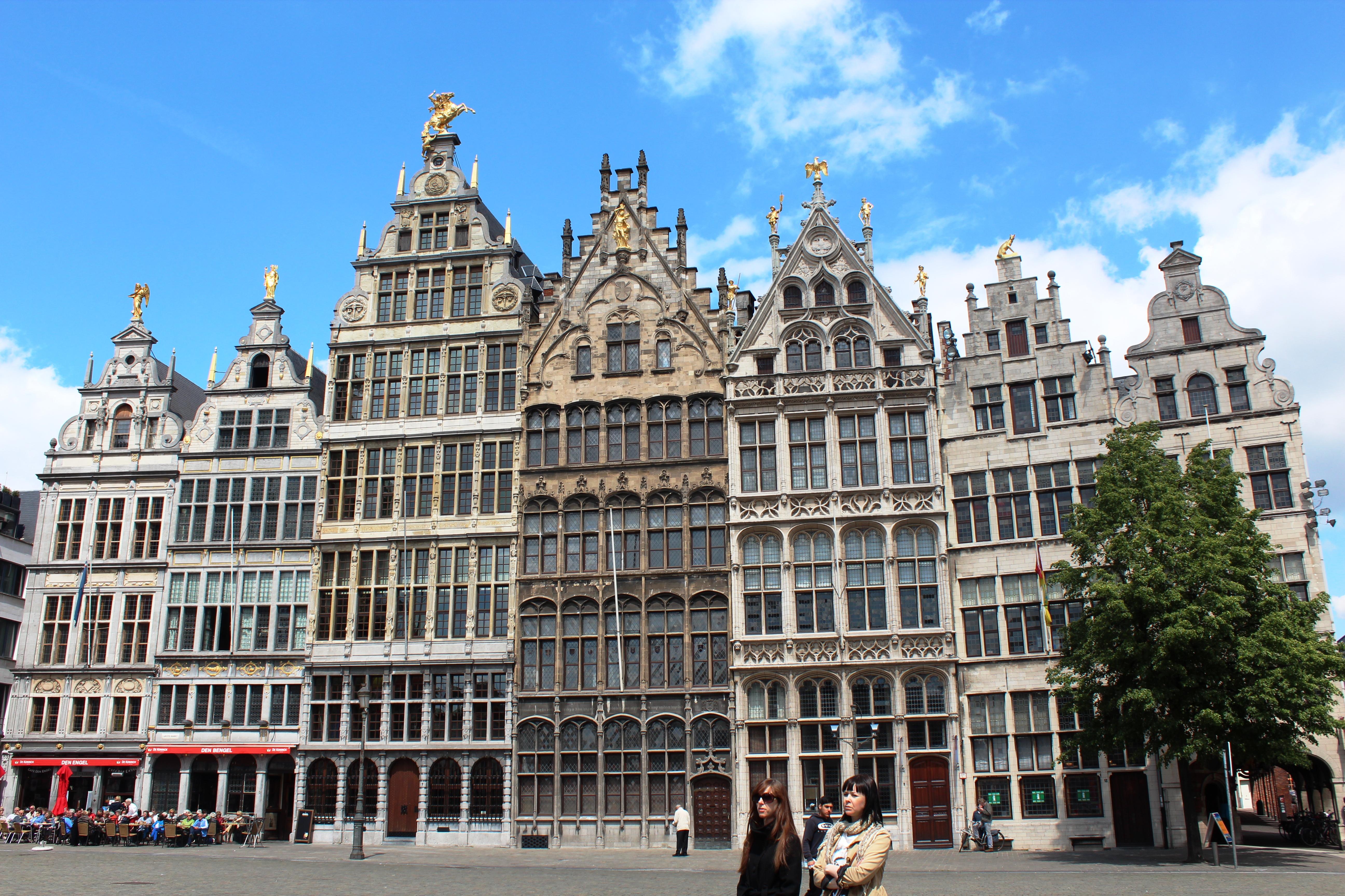 Antwerp (Antwerpen) | Journey Around The Globe