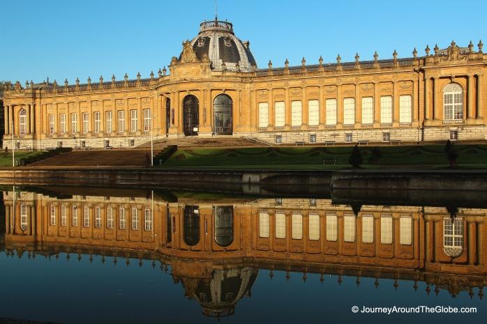 Royal African Museum in Tervuren, Belgium