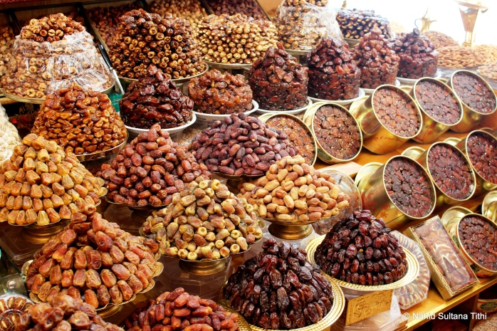 What type of dates do you like? Jeddah's Al-Balad has many different kinds to fulfill your needs