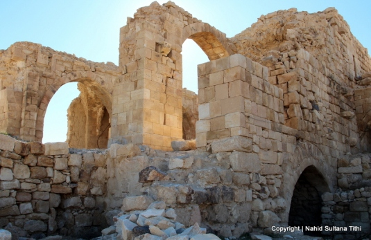 Shobak Castle was built by the Crusaders in 1115 AD