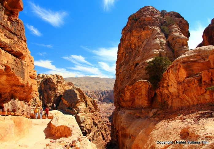 A picture perfect place - Petra, Jordan