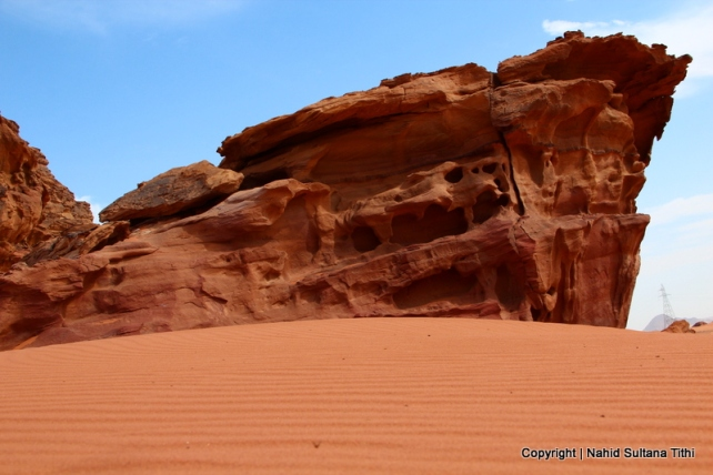 Beautiful Wadi Rum, Jordan