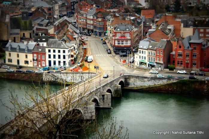 City of Namur, Belgium