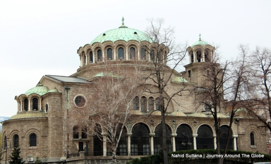 Sveta Nedelja Church in Sofia, Bulgaria