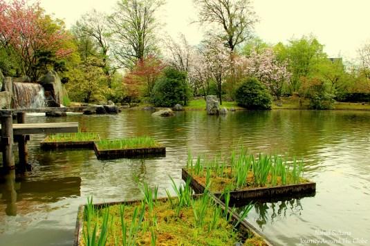 Hasselt Japanese Garden in Hasselt, Belgium
