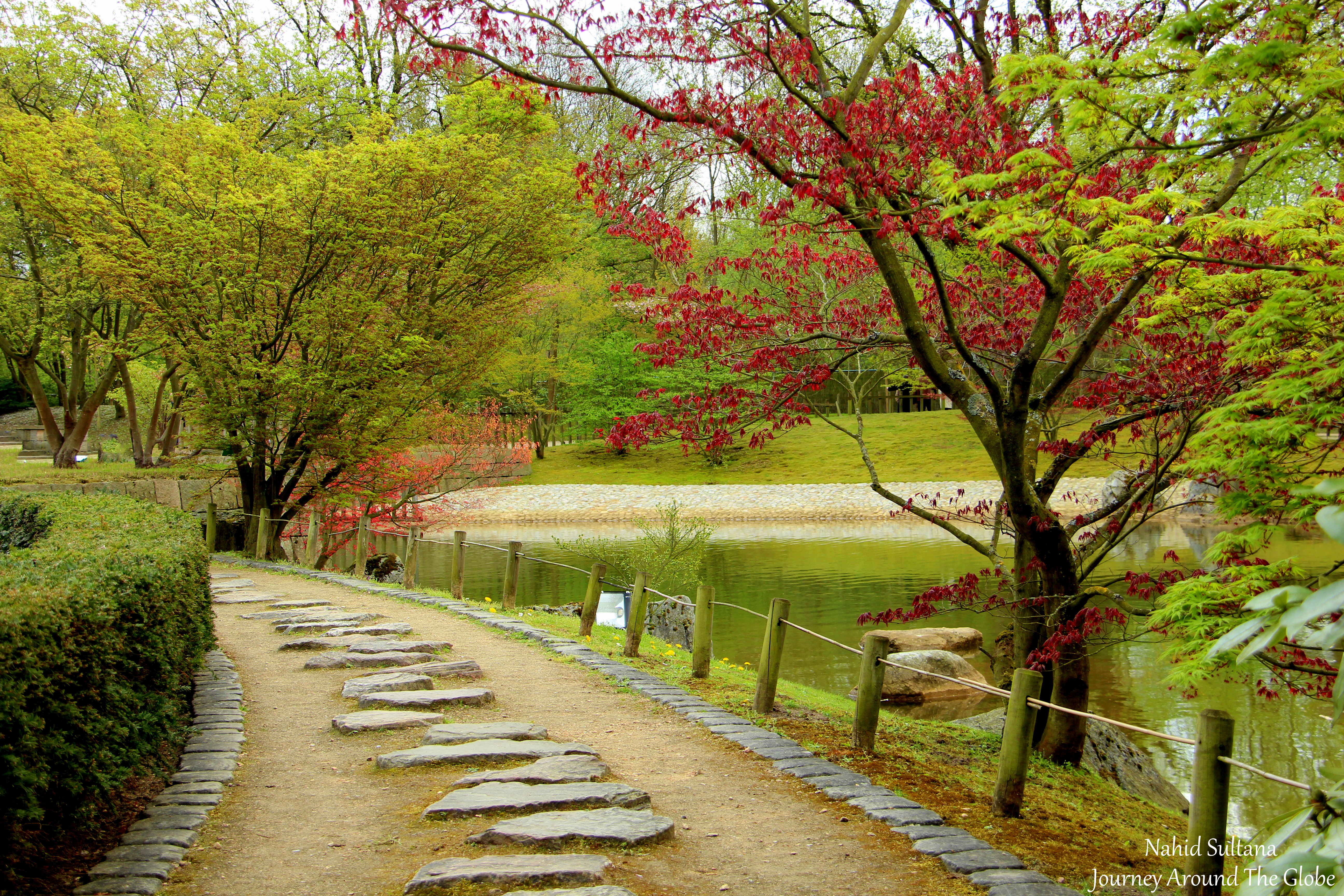 Hasselt japanese garden in hasselt belgium journey for Japanese garden