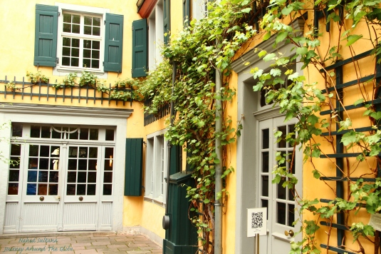 Beethoven-Haus - birthplace of the great composer Beethoven in Bonn, Germany