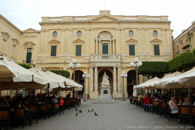 National Libray of Malta...from 1555 AD