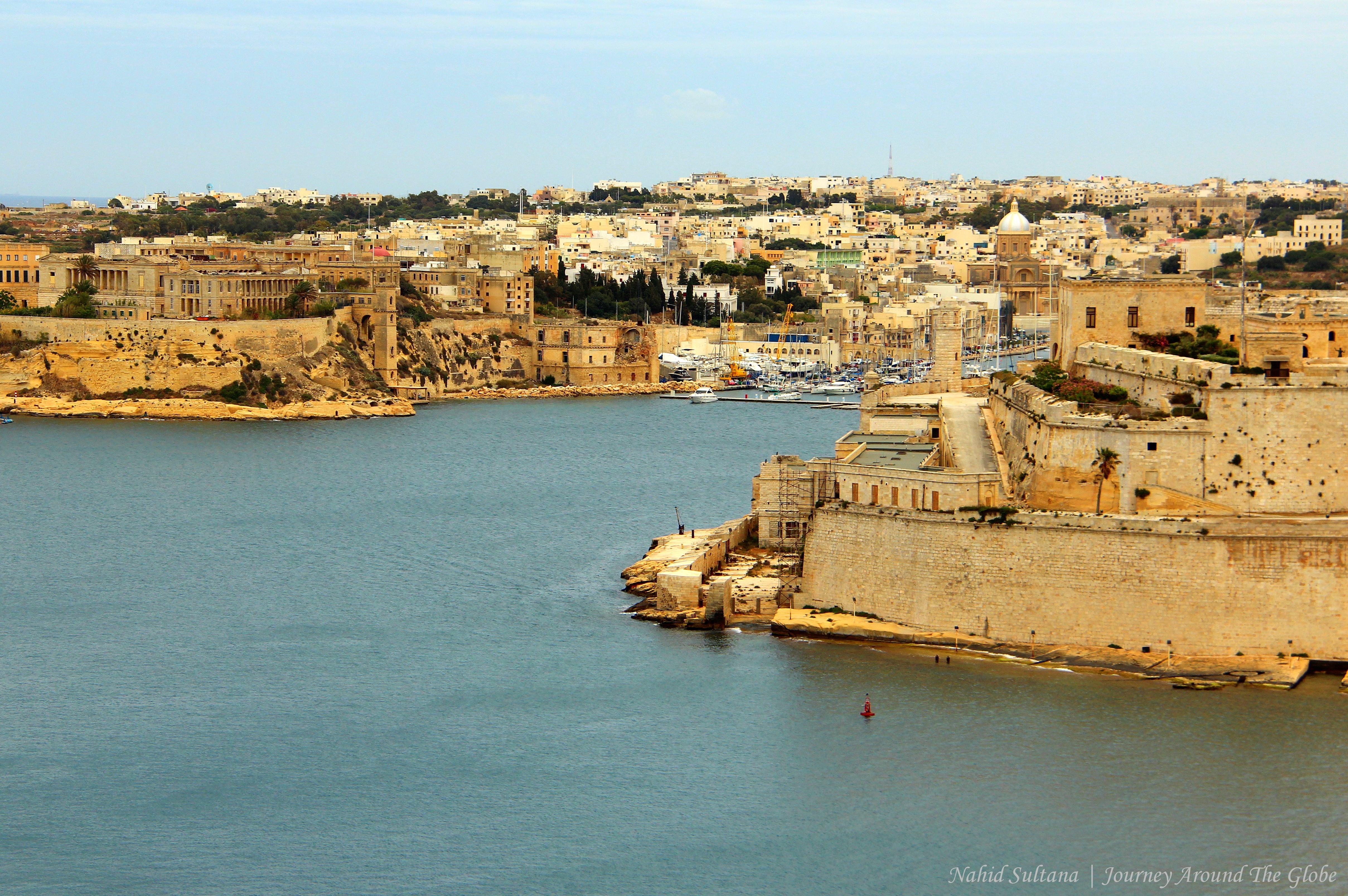 Valletta | Journey Around The Globe