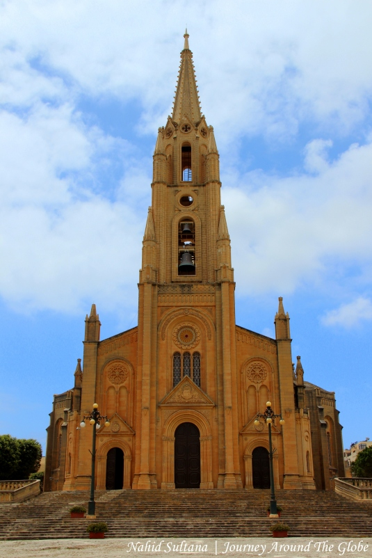 Church of Our Lady in Loreto, Gozo, Malta