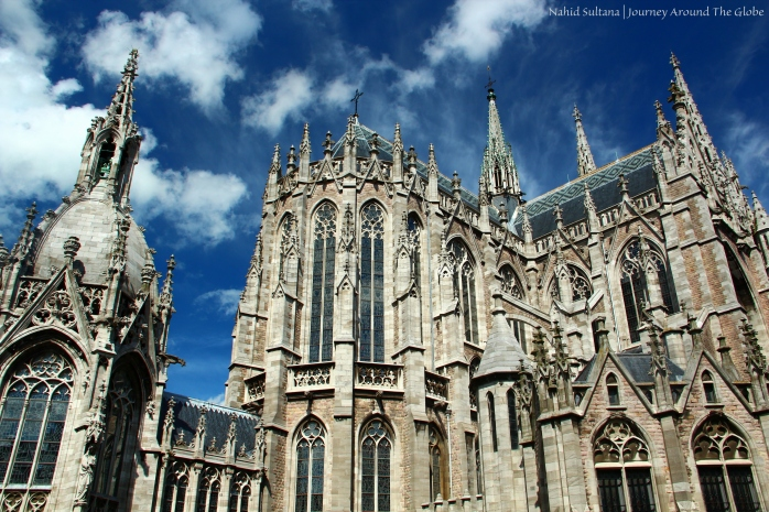 St. Paul and St. Peter's Church in Ostend, Belgium