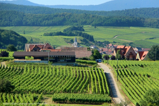 Scenic Alsace - an enchanting region of France