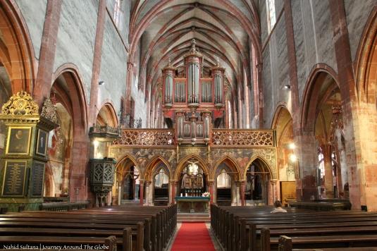 St. Pierre Le Jeune in Strasbourg, France