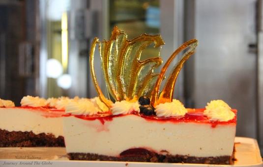 Scrumptious dessert