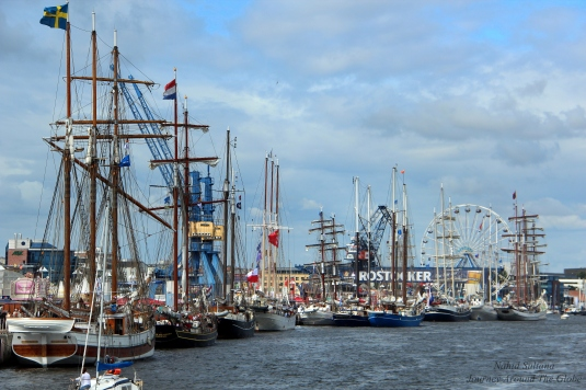 Rostock Harbor