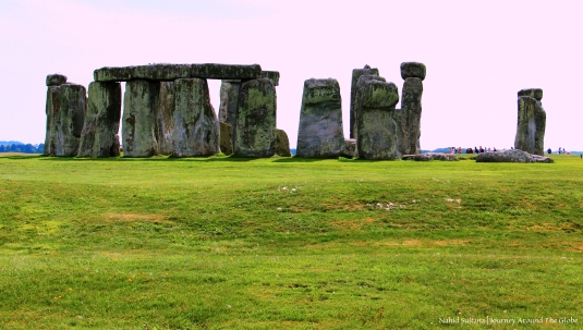 Another view of the grand Stonehenge