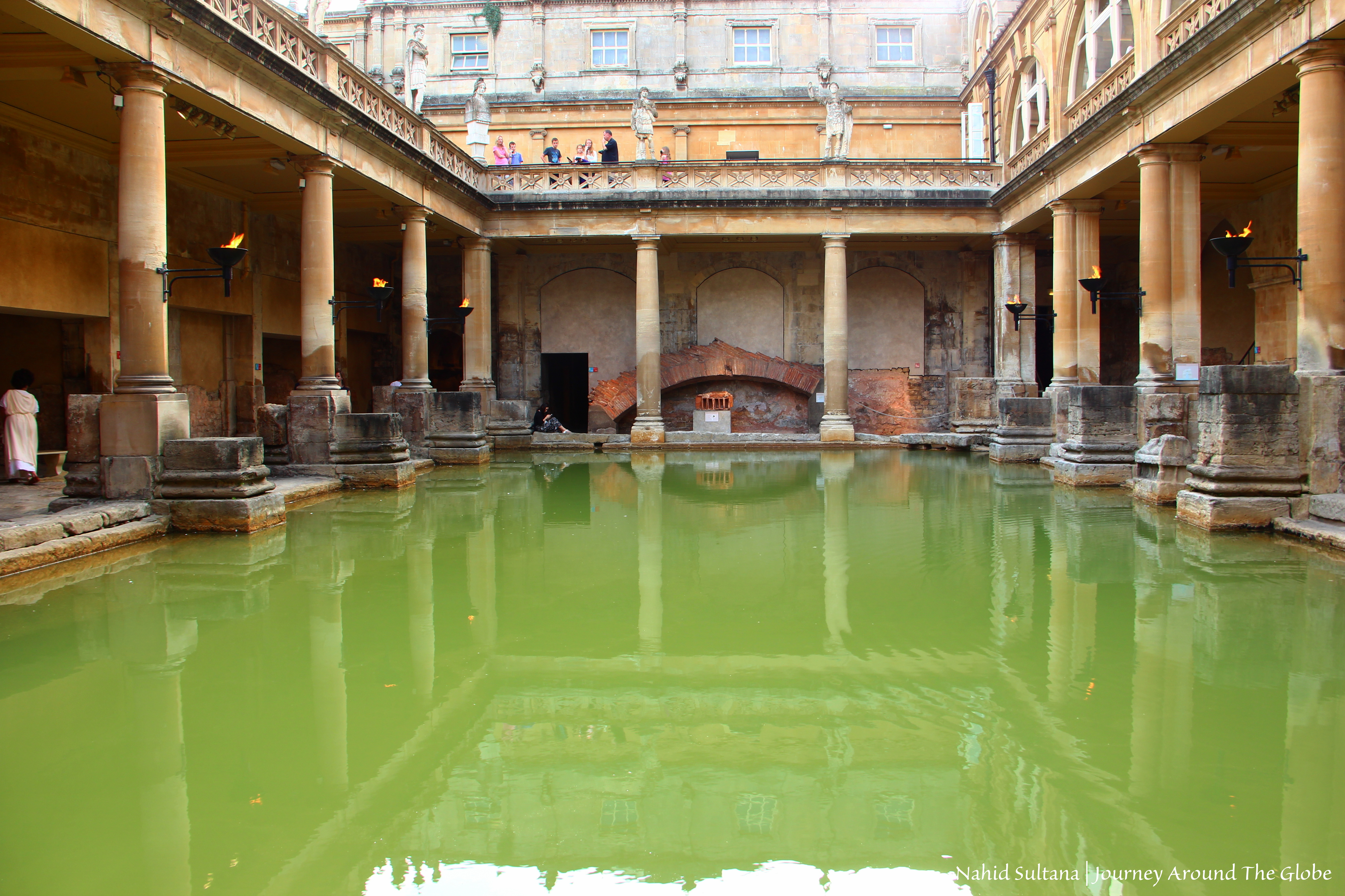 Who's pulled the plug on the Roman Baths? Daily Mail Online Photos of roman baths