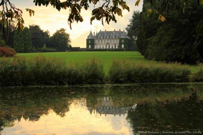La Hulpe Castle in Belgium