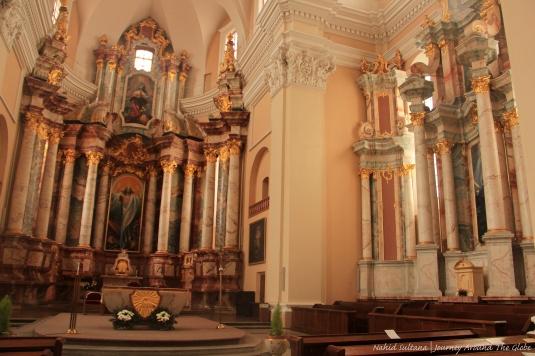St. Casimir Church in Vilnius