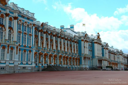 Tsars' Village in St. Petersburg