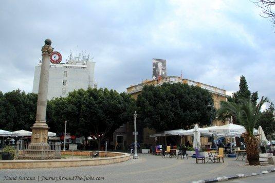 Ataturk Square