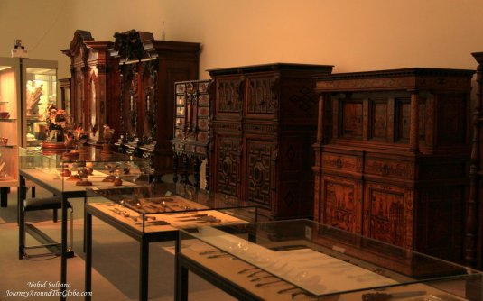 August Kestner Museum in Hannover, Germany