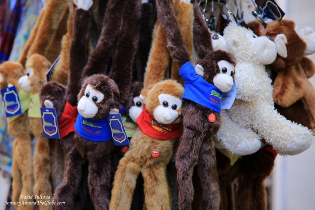 Some souvenirs for kids from Gibraltar