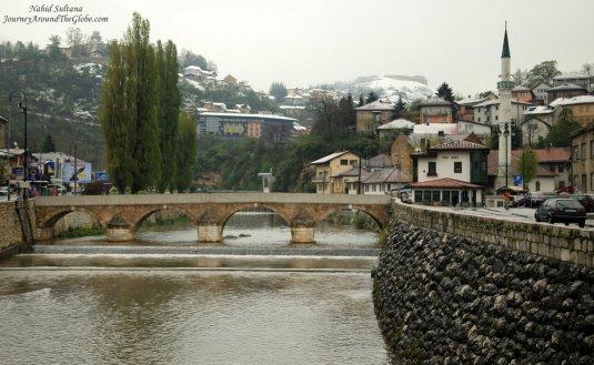 Stunning Sarajevo