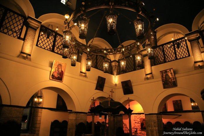 Old Orthodox Church in Sarajevo