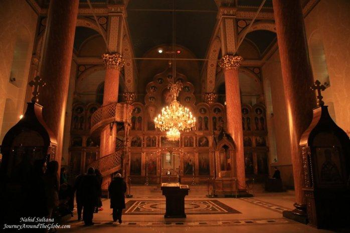 Orthodox Church in Sarajeve