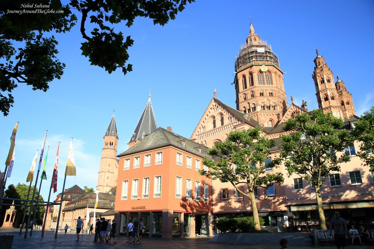 Mainz Germany  city photos gallery : Hours in Mainz, Germany | Journey Around The Globe