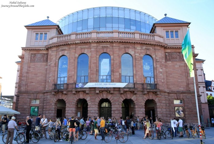 Mainz Theater in Mainz, Germany