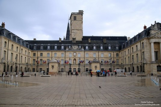 Ducal Palace in Dijon, France