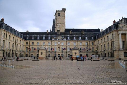 Ducal Palace in Dijon, France
