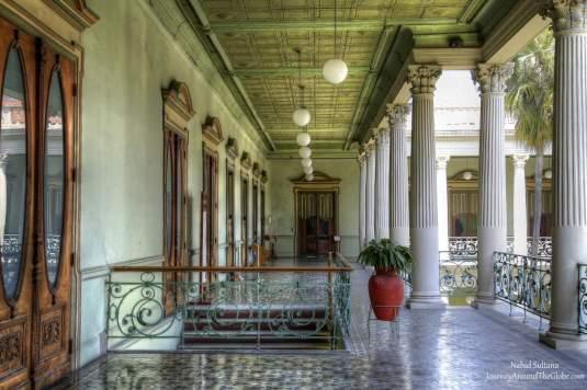 National Palace of El Salvador in San Salvador