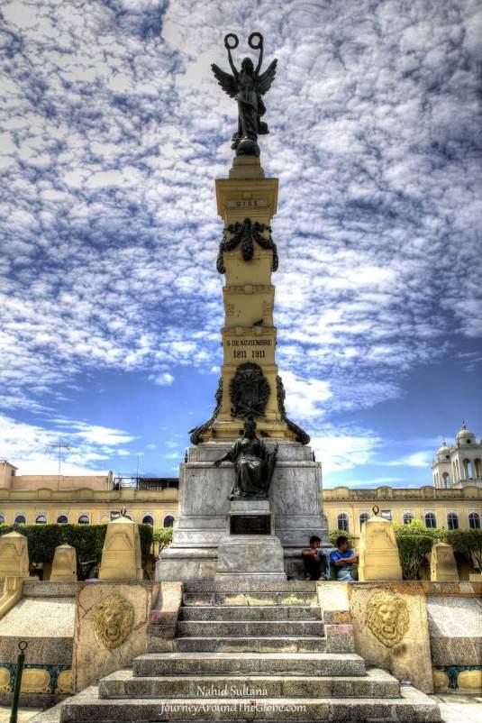 Plaza Libertad in San Salvador