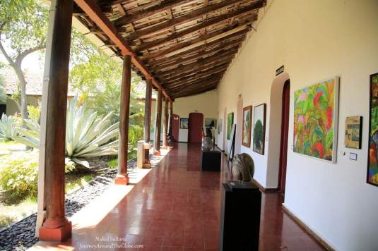 CENTRO ARTE PARA LA PAZ in Suchitlan, El Salvador