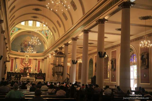 Catedral Metropolitana in San Jose, Costa Rica