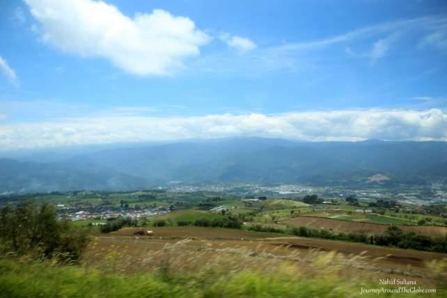 Heavenly Orosi Valley in Costa Rica