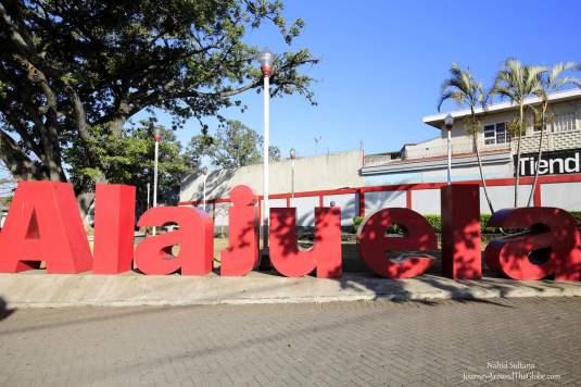 Alajuela, a historic town in Costa Rica