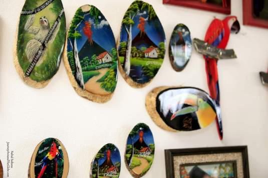 Some souvenirs of Costa Rica