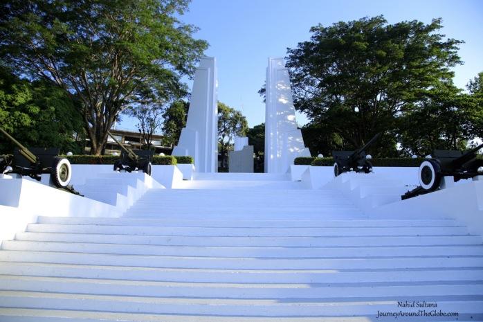 MONUMENTO del EQERCITO de NICARAGUA