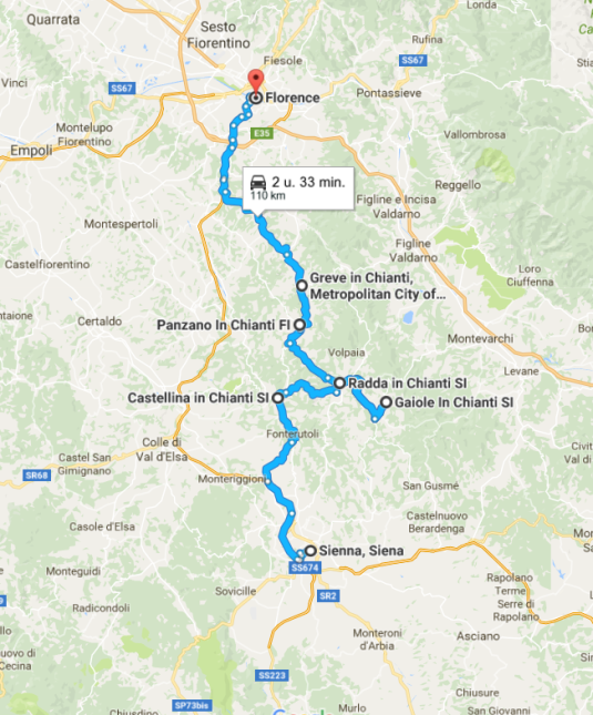 chianti-wine-route