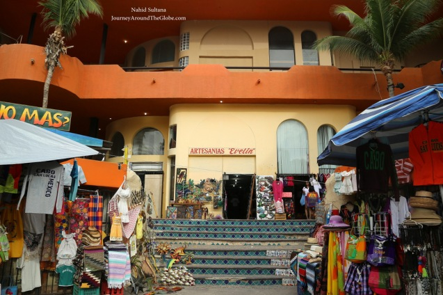 Loved those stores in Downtown Cabo, Mexico