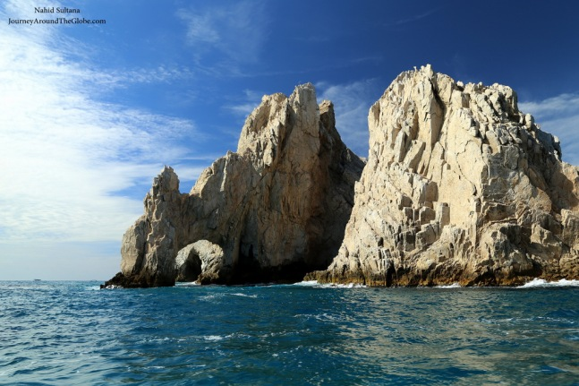 Boat ride to El Arco in Cabo San Lucas, Mexico