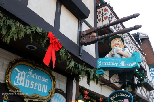The Nutcracker Museum in Leavenworth, WA