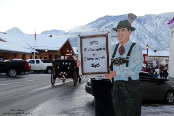 Leavenworth WA dating