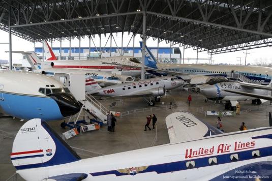 Flight of Museum in Seattle, WA
